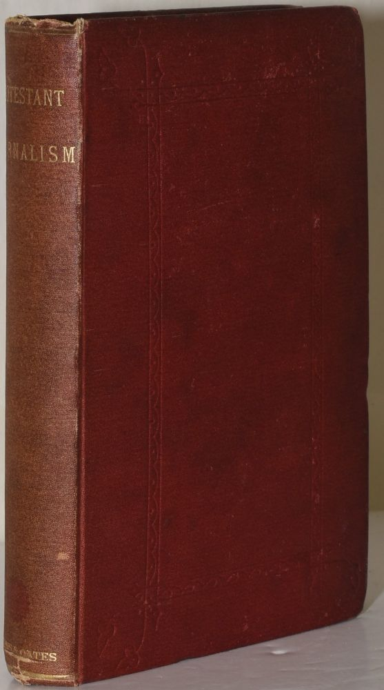 """PROTESTANT JOURNALISM. By the author of """"My Clerical Friends"""", T W. M. Marshall."""