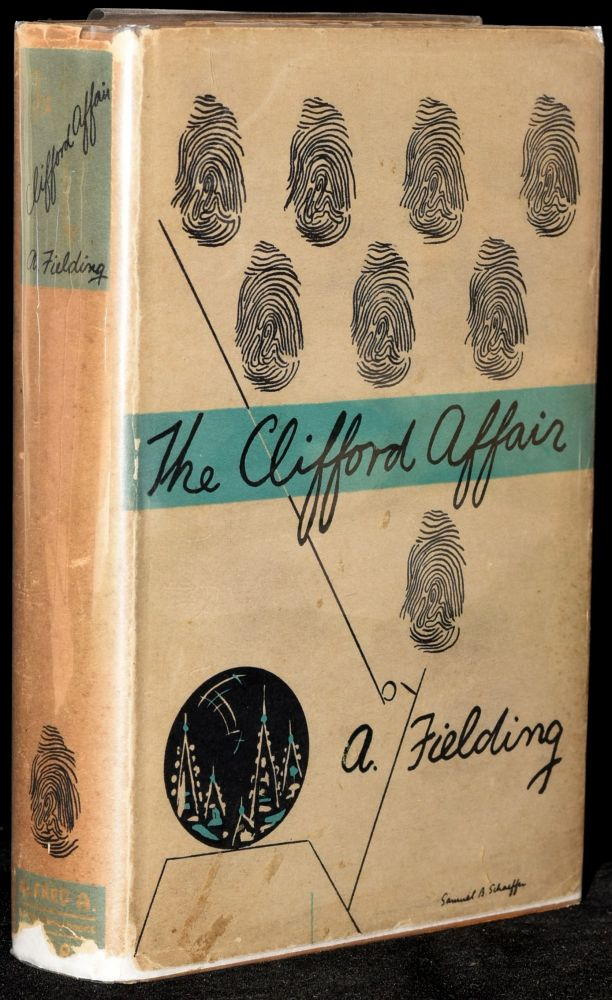 THE CLIFFORD AFFAIR. A. Fielding.