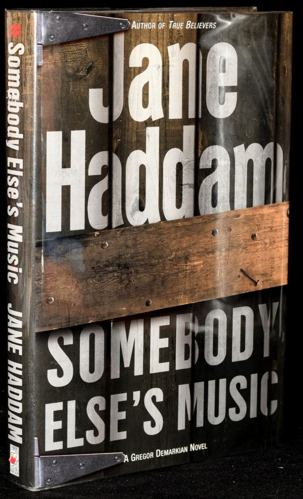 Somebody Else's Music [SIGNED; First Edition]. Jane Haddam.