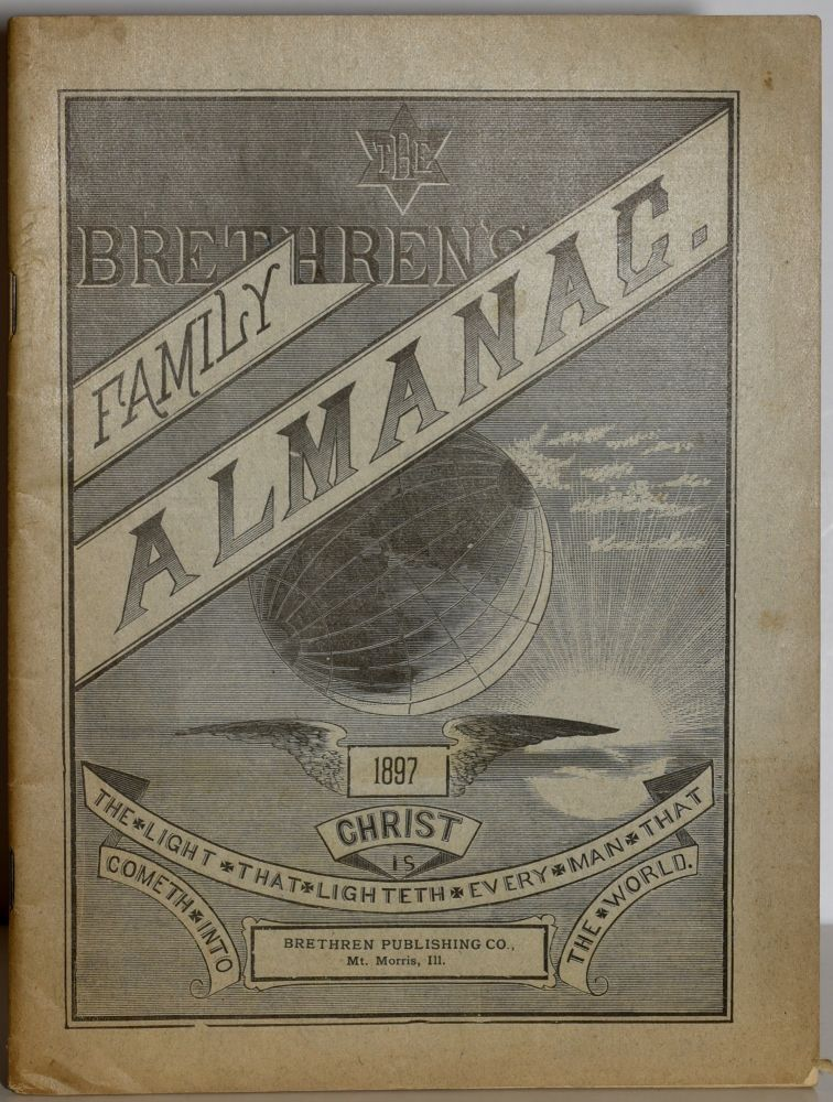 THE BRETHREN'S FAMILY ALMANAC 1897