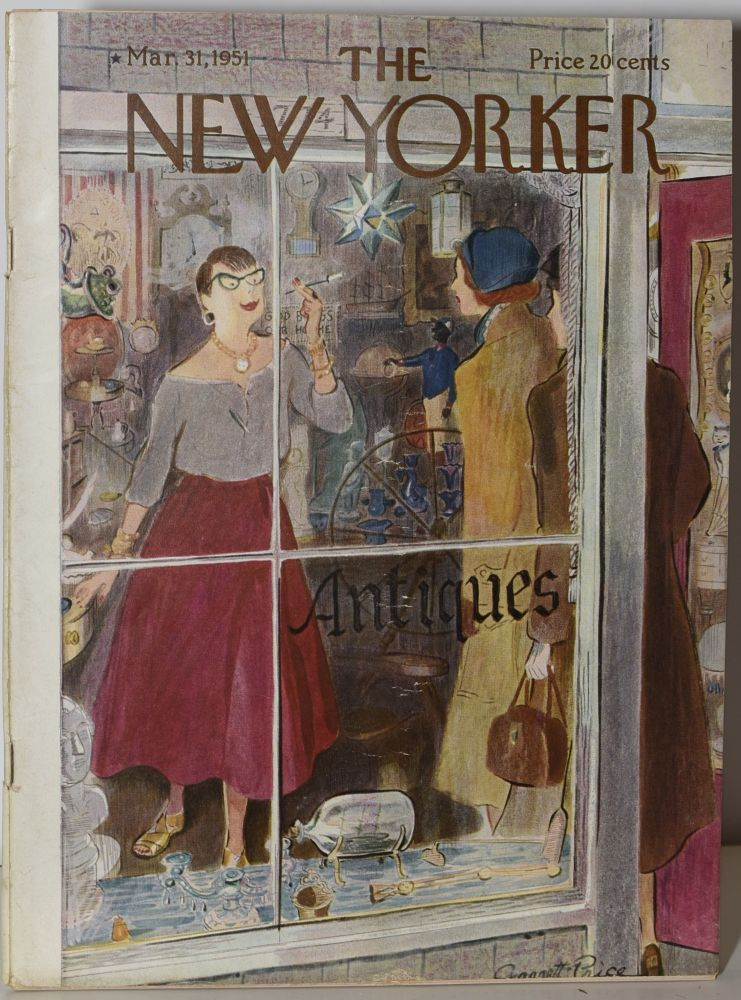 THE NEW YORKER: VOL. XXVII NO. 7 MARCH 31, 1951