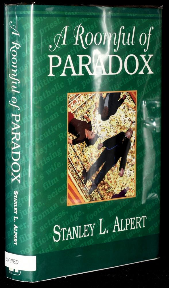A ROOMFUL OF PARADOX. Stanley L. Alpert.