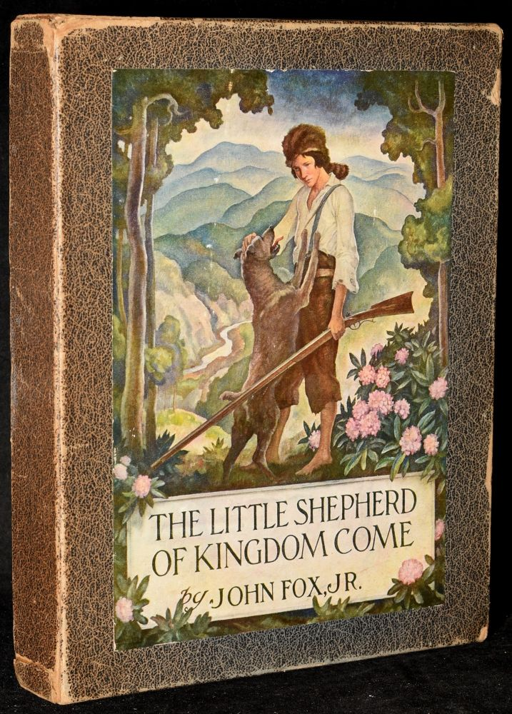 The Little Shepherd Of Kingdom Come In Publisher S Box border=