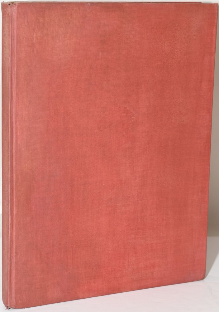 THE WESTERN PONY [With Original Drawing; Signed]. William R. Leigh.
