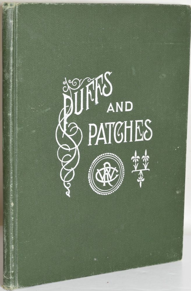 [COLLEGE ANNUAL] PUFFS AND PATCHES. PUBLISHED ANNUALLY BY THE STUDENTS OF THE WOMAN'S COLLEGE, RICHMOND VIRGINIA