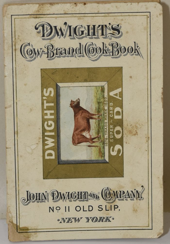DWIGHT'S COW-BRAND COOK-BOOK