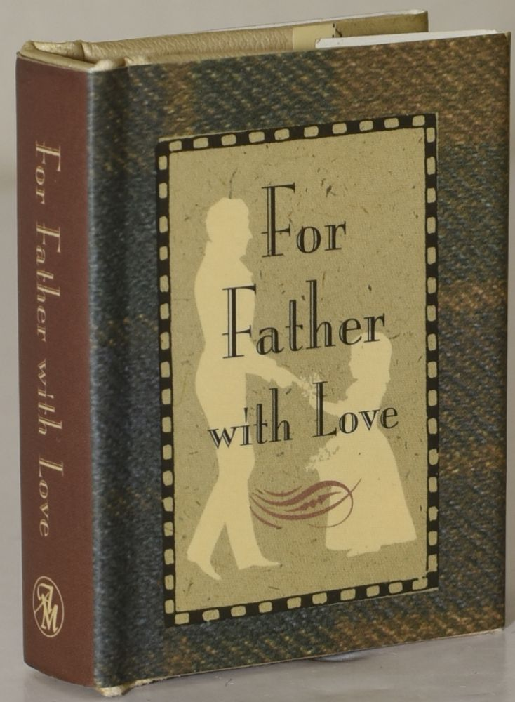FOR FATHER WITH LOVE. Arlene F. Benedict.
