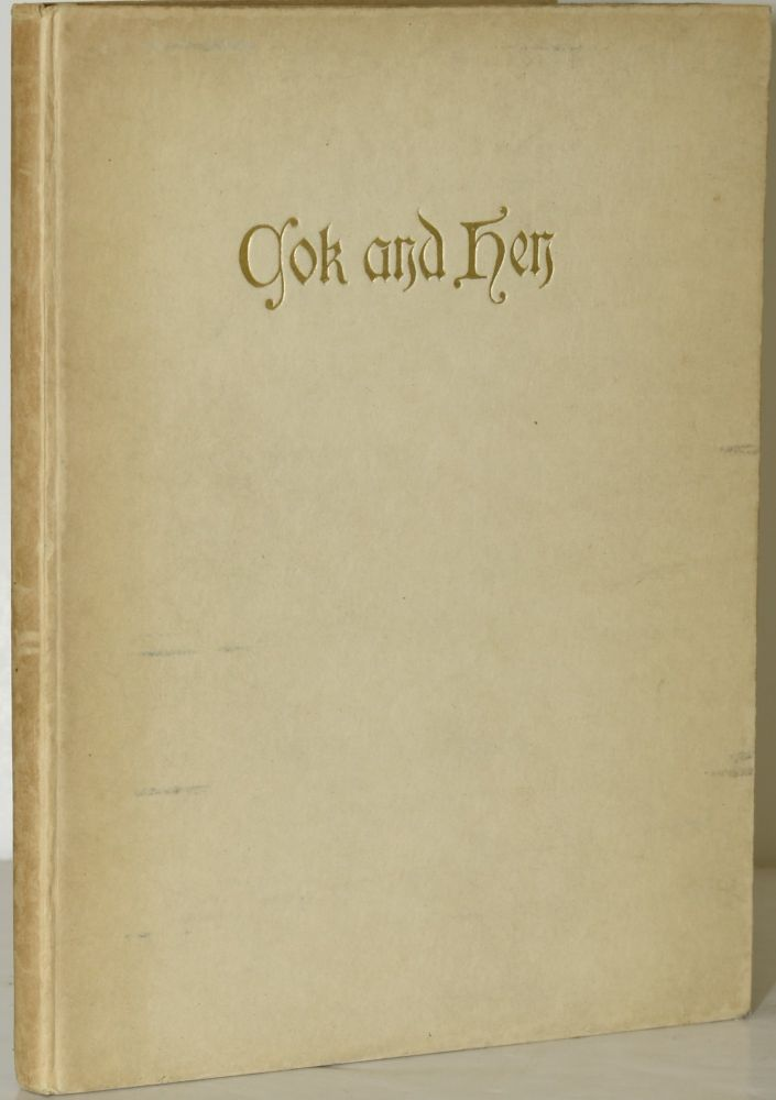 THE NONNES PREESTES TALE OF THE COK AND HEN. Geoffrey Chaucer | William Cushing Bamburgh, Introduction.