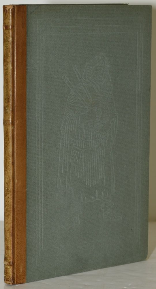 THE CANTERBURY TALE OF THE MILLER. Geoffrey Chaucer |, Van Wyck William.