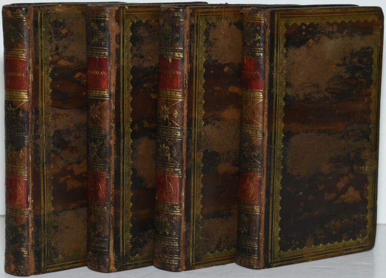 VOLTAIRIANA. IN FOUR VOLUMES. SELECTED AND TRANSLATED FROM THE FRENCH. Voltaire | Mary Julia Young.