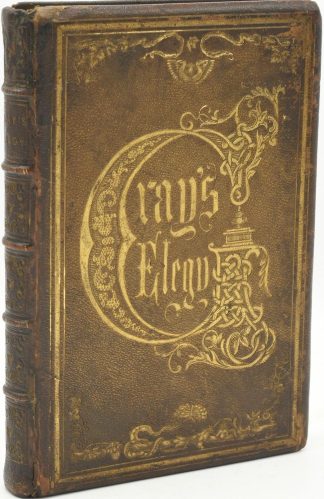 ELEGY WRITTEN IN A COUNTRY CHURCH YARD, AND OTHER POEMS. Thomas Gray.