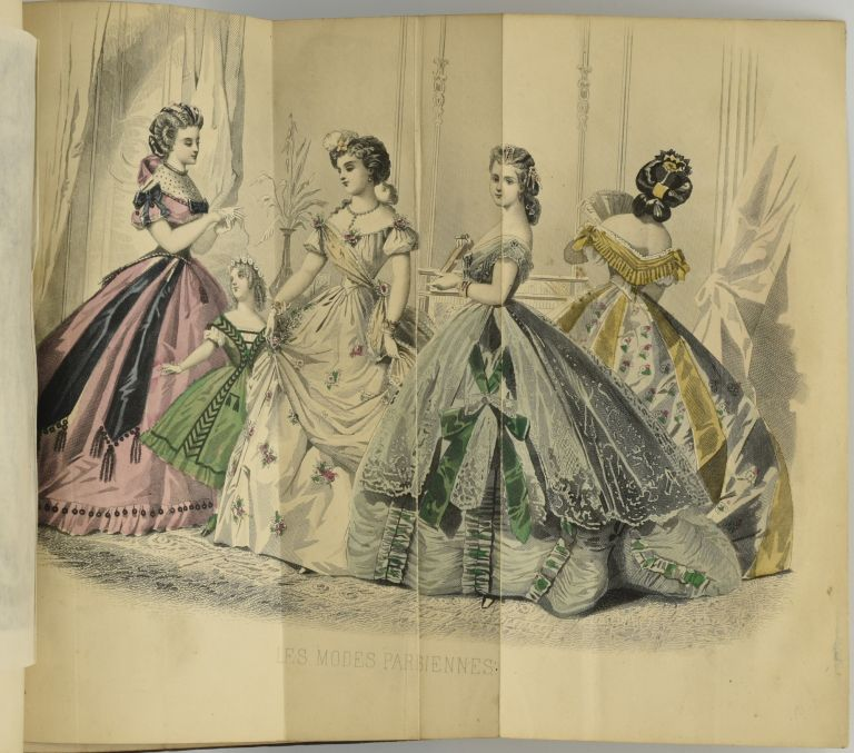 THE LADY'S FRIEND. VOL. I., JANUARY TO DECEMBER, 1864. Mrs. Henry Peterson.