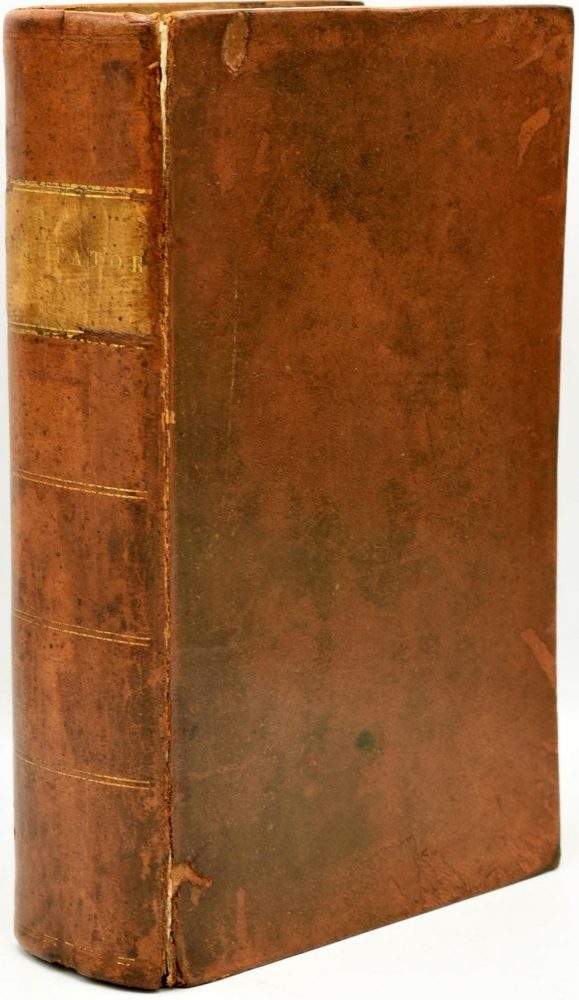 THE SPECTATOR; WITH NOTES AND GENERAL INDEX. THE TWELVE VOLUMES COMPRISED IN TWO. VOL. I & II. (TWO VOLUMES IN ONE)