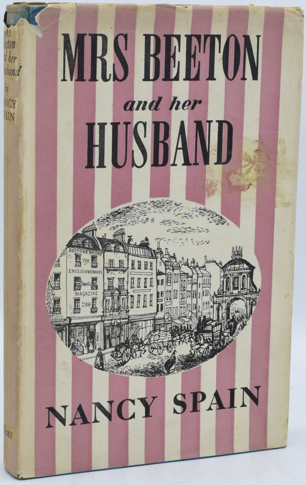 MRS BEETON AND HER HUSBAND, BY HER GREAT NIECE. Nancy Spain.