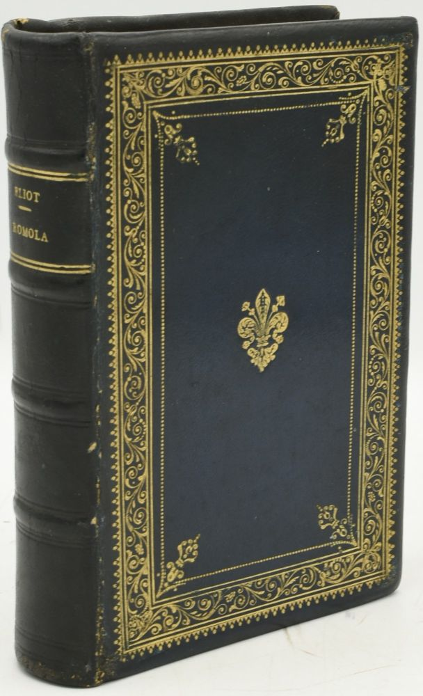 ROMOLA. ILLUSTRATED FROM PHOTOGRAPHS. George Eliot.