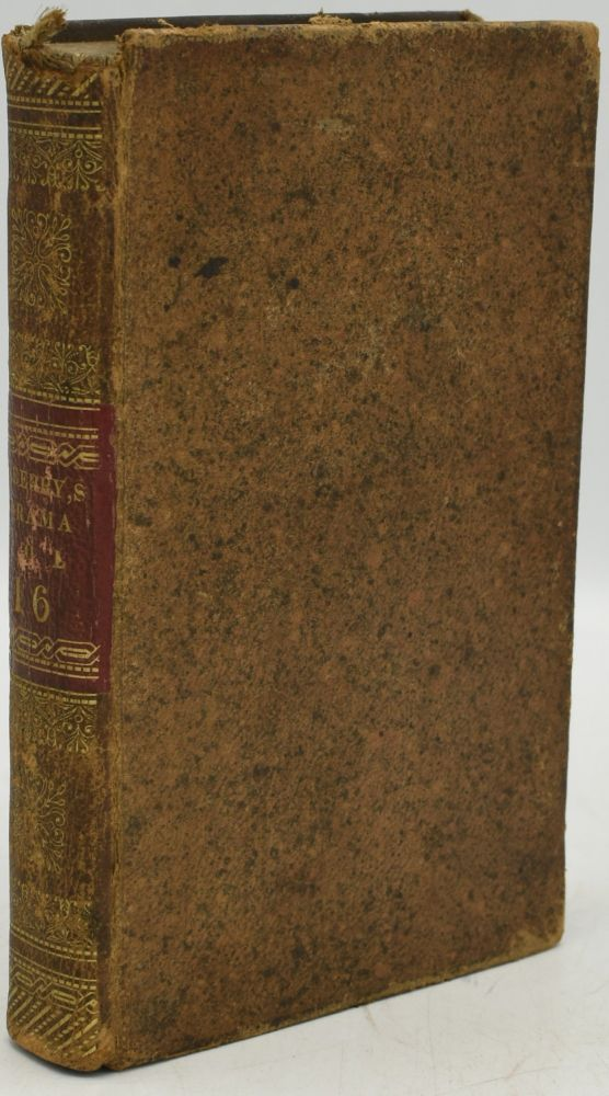 THE NEW ENGLISH DRAMA, WITH PREFATORY REMARKS, BIOGRAPHICAL SKETCHES, AND NOTES, CRITICAL AND EXPLANATORY; BEING THE ONLY EDITION EXISTING WHICH IS FAITHFULLY MARKED WITH THE STAGE BUSINESS, AND STAGE DIRECTIONS, AS PERFORMED AT THE THEATRES ROYAL. VOLUME SIXTEEN. CONTAINING BELLE'S STRATAGEM. TWELFTH NIGHT. LYING VALET. (ONE VOLUMES). W. Oxberry, | Mrs. Cowley, William Shakspeare, Mr. Garrick.
