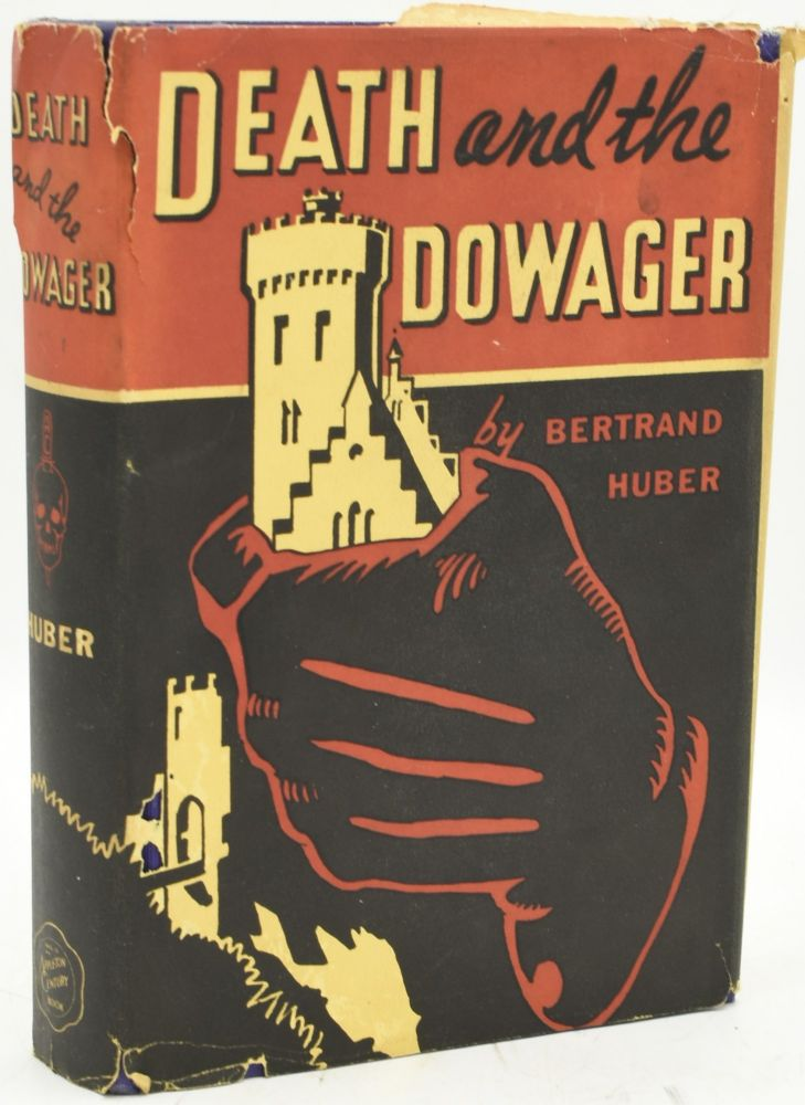 DEATH & THE DOWAGER. Bertrand Huber.
