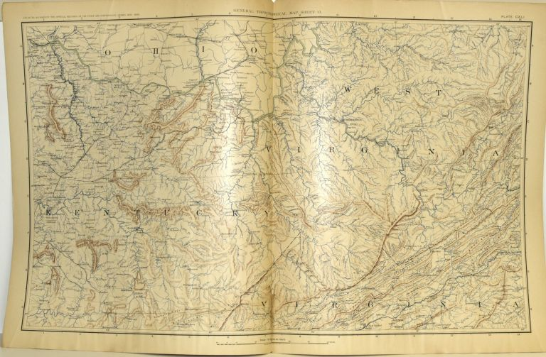[PART 29] ATLAS TO ACCOMPANY THE OFFICIAL RECORDS OF THE UNION AND CONFEDERATE ARMIES. PLATE CXLI GENERAL TOPOGRAPHICAL MAP SHEET VI. PLATE CXLII GENERAL TOPOGRAPHICAL MAP SHEET VII. PLATE CXLIII GENERAL TOPOGRAPHICAL MAP SHEET VIII. PLATE CXLIV GENERAL TOPOGRAPHICAL MAP SHEET IX. PLATE CXLV GENERAL TOPOGRAPHICAL MAP SHEET X. Hon. Daniel S. Lamont, Maj. George B. Davis, Leslie J. Perry, Joseph W. Kirkley, Secretary of War.