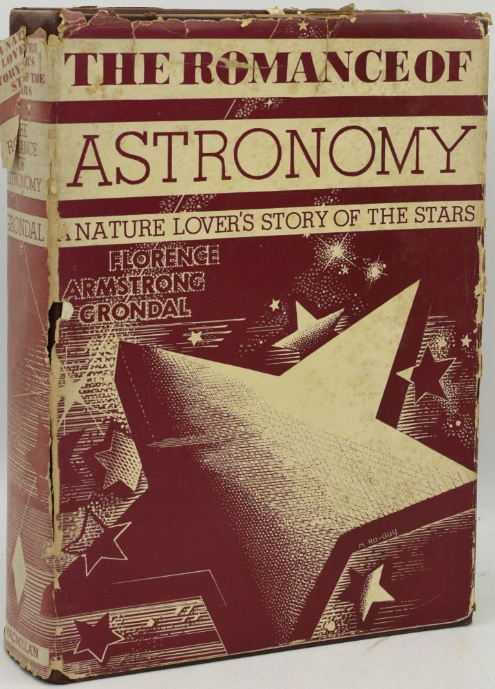 THE ROMANCE OF ASTRONOMY. THE MUSIC OF THE SPHERES. Florence Armstrong Grondal.