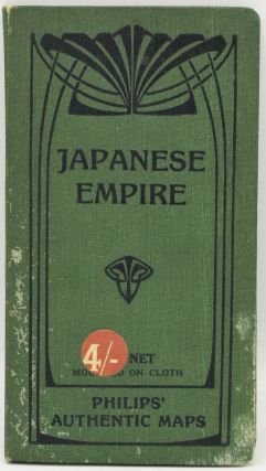 JAPANESE EMPIRE: Map