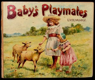 BABY'S PLAYMATES [Untearable
