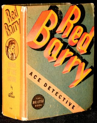 RED BARRY ACE-DETECTIVE. Will Gould.