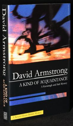 A KIND OF ACQUAINTANCE. David Armstrong