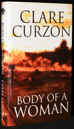 BODY OF A WOMAN (First British Edition). Clare Curzon