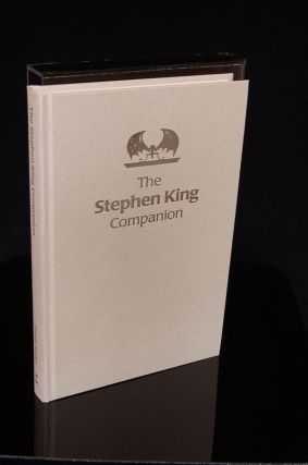 Stephen King Companion. George Beahm