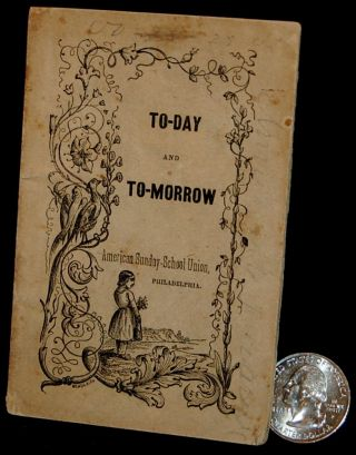 CHAPBOOK] TO-DAY AND TO-MORROW