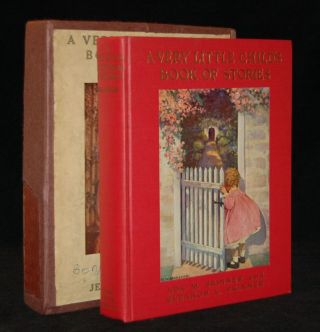 A VERY LITTLE CHILD'S BOOK OF STORIES. Ada M. Skinner, Eleanor L. Skinner, Jessie Willcox Smith