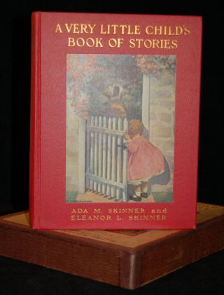 A VERY LITTLE CHILD'S BOOK OF STORIES