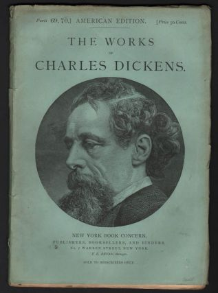 THE WORKS OF CHARLES DICKENS (70 PARTS IN 38 VOLUMES) | THE POSTHUMOUS PAPERS OF THE PICKWICK...
