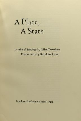 A PLACE, A STATE
