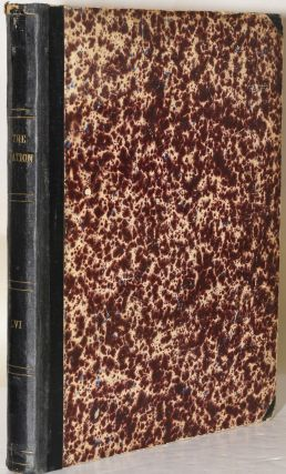 THE NATION. VOLUME LVI, FROM JANUARY 1, 1893 TO JUNE 30, 1893 (6 Months; Bound