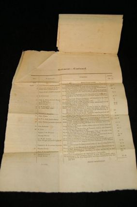 LETTER FROM THE SECRETARY OF WAR, TRANSMITTING A STATEMENT SHOWING THE EXPENDITURE OF MONEYS APPROPRIATED FOR THE CONTINGENT EXPENSES OF THE MILITARY ESTABLISHMENT OF THE UNITED STATES FOR THE YEAR 1818. January 19, 1819