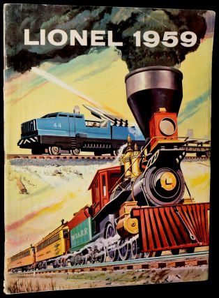 LIONEL 1959 (LIONEL HIGHLIGHTS FOR 1959)
