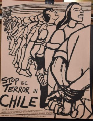 BROADSIDE] STOP THE TERROR IN CHILE