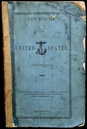 REGISTER OF THE COMMISSIONED AND WARRANT OFFICERS OF THE NAVY OF THE UNITED STATES; INCLUDING...