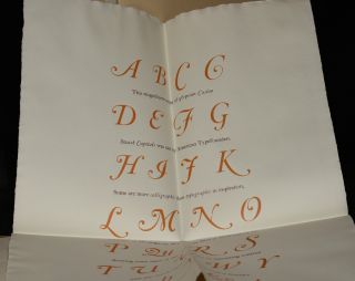 A MISCELLANY OF TYPE