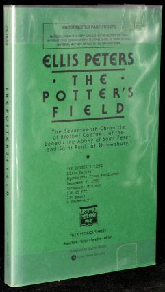 THE POTTER'S FIELD. Ellis Peters
