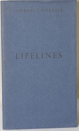 LIFELINES: FOUR POEMS. Lawrence Durrell.