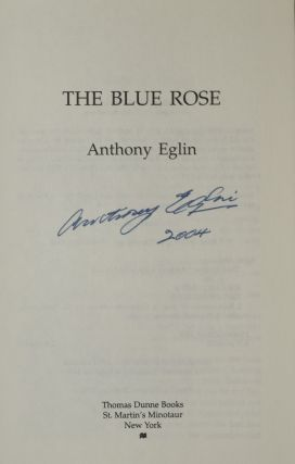 THE BLUE ROSE: The English Garden Mystery
