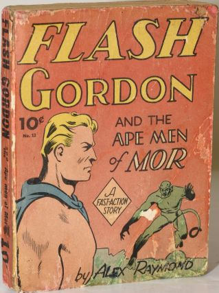 FLASH GORDON AND THE APE MEN OF MOR. Alex Raymond