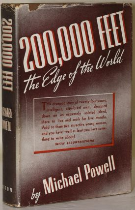 200,000 FEET | THE EDGE OF THE WORLD. Michael Powell