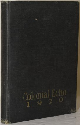 THE COLONIAL ECHO. 1920