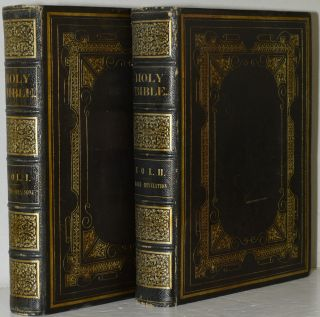 THE HOLY BIBLE, CONTAINING THE OLD AND NEW TESTAMENTS (2 VOLUMES): TRANSLATED OUT OF THE ORIGINAL...