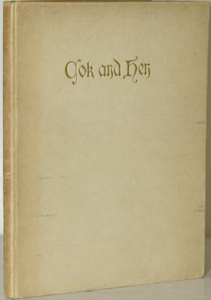 THE NONNES PREESTES TALE OF THE COK AND HEN. Geoffrey Chaucer | William Cushing Bamburgh,...