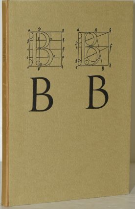 BRUCE ROGERS. SELECTED LETTERS, 1915-1918. Bruce Rogers |, Mark McMurry