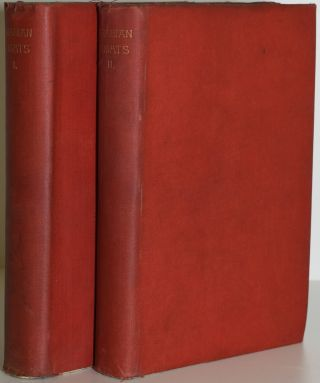 THE ARABIAN NIGHTS' ENTERTAINMENTS. (TWO VOLUMES). George Fyler Townsend, | Thomas McIlvaine